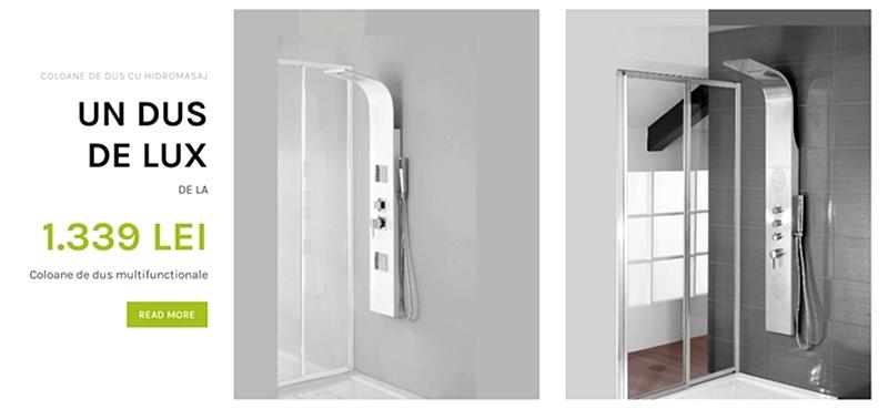 Zuhanyoszlopok