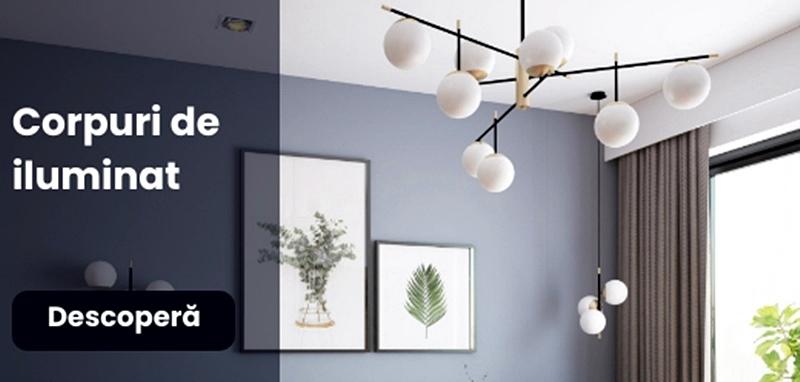 Lámpák, csillárok és lámpatestek széles választéka