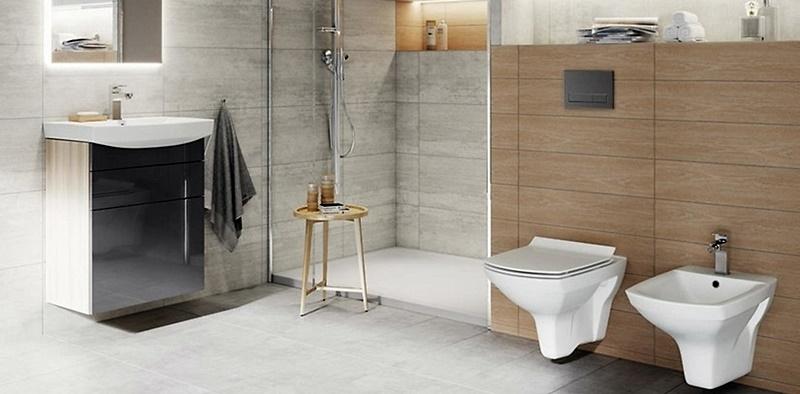Cersanit fürdőszobai cikkek és bútorok