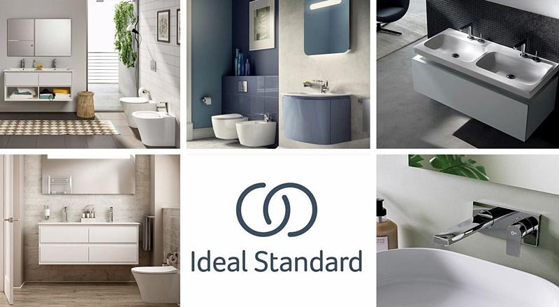 Ideal Standard fürdőszoba termékek